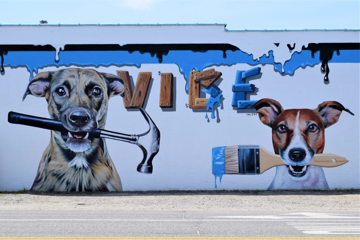 Virginia is for [Mural] Lovers - 1701 - Virginia Beach